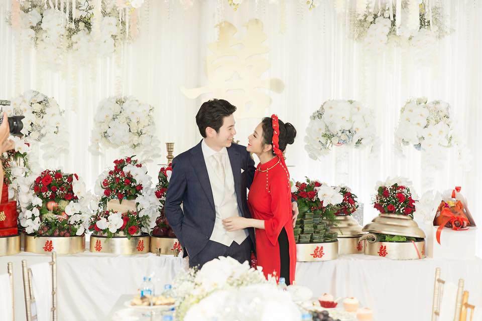 Mai Hồ đáp trả người hâm mộ khi bị nhắc không thấy con trai đến dự lễ đính hôn - Hình 5
