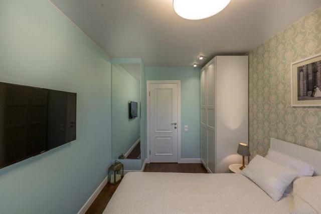 Căn hộ 54m2 hai phòng ngủ rộng và đẹp đến khó tin - Hình 15
