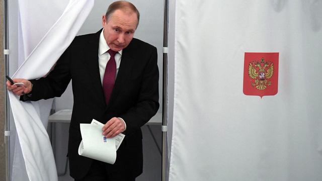 Ông Putin nói không có ý định nắm quyền đến 100 tuổi - Hình 1