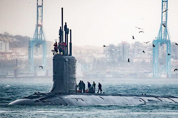 Đồng minh thân cận nhất bất ngờ điều tàu ngầm hạt nhân đến Anh - Hình 1