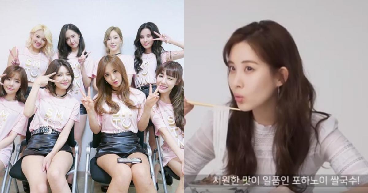 Seohyun (SNSD) đội nón lá, quảng cáo Phở Việt Nam khiến fan bấn loạn