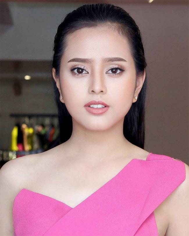 Ít thi hoa hậu nên mấy ai ngờ nước bạn Lào có lắm cô gái xinh đẹp như tiên - Hình 7