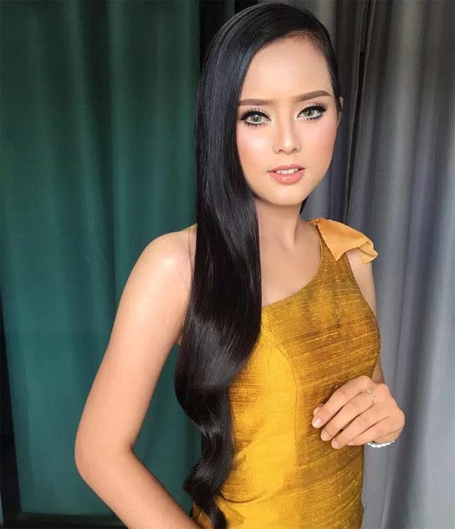 Ít thi hoa hậu nên mấy ai ngờ nước bạn Lào có lắm cô gái xinh đẹp như tiên - Hình 5