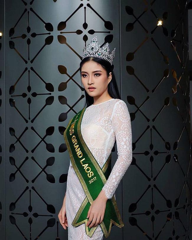 Ít thi hoa hậu nên mấy ai ngờ nước bạn Lào có lắm cô gái xinh đẹp như tiên - Hình 16