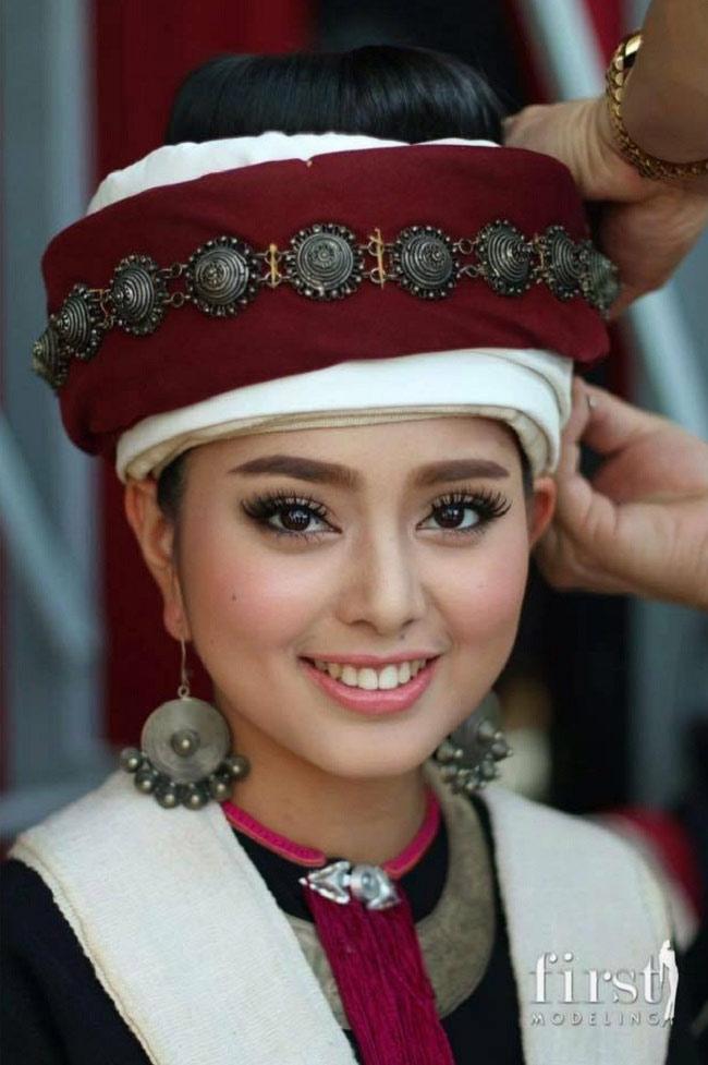 Ít thi hoa hậu nên mấy ai ngờ nước bạn Lào có lắm cô gái xinh đẹp như tiên - Hình 4