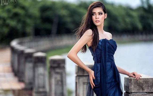 Ít thi hoa hậu nên mấy ai ngờ nước bạn Lào có lắm cô gái xinh đẹp như tiên - Hình 12