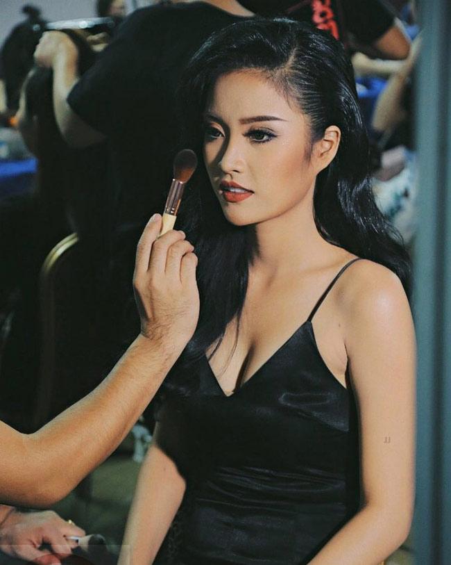 Ít thi hoa hậu nên mấy ai ngờ nước bạn Lào có lắm cô gái xinh đẹp như tiên - Hình 15