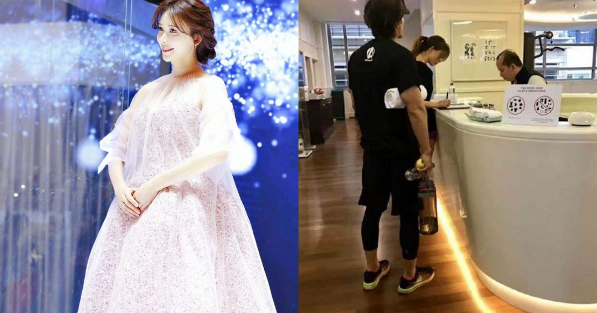 """Người đẹp Lâm Chí Linh chính thức lên tiếng về tin đồn kết hôn và mang thai với """"thủ lĩnh F4"""" Ngôn Thừa Húc"""