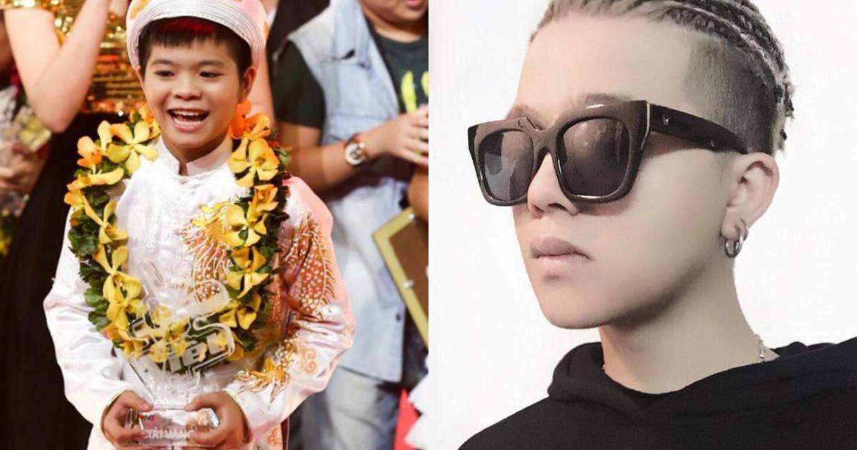 Quang Anh The Voice Kids bị nghi dao kéo vì gương mặt quá khác lạ