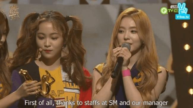 Những lần idol Hàn bị tố bẩn tính khi thái độ với đồng nghiệp ngay trên sân khấu - Hình 15