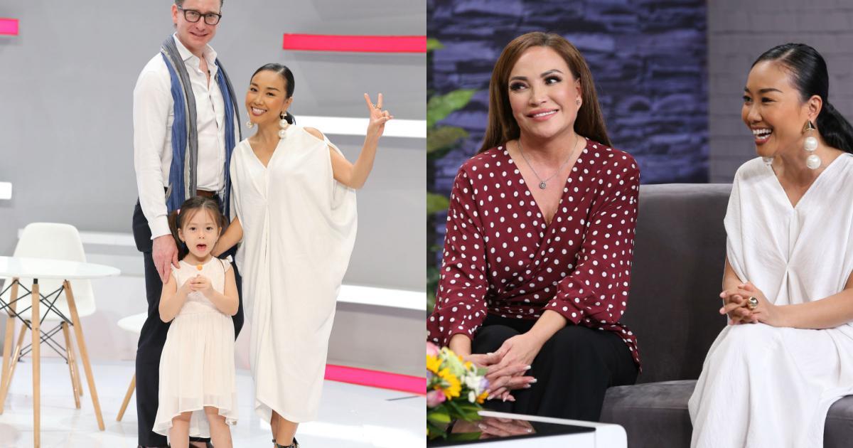 Những tiết lộ bật cười về cuộc sống của Đoan Trang với chồng Tây