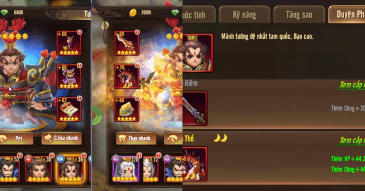 Tiểu Tiểu Ngũ Hổ Tướng tung update: Thần Binh Giáng Thế, tặng 500 Giftcode