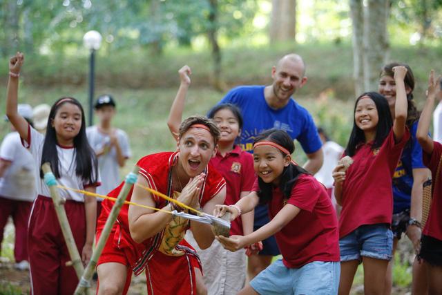7 lý do trẻ nên tham gia Trại hè Anh ngữ - Hình 1