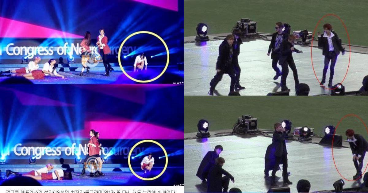 """Diễn qua loa cho xong: Những idol """"đáng ăn gạch"""" của Kpop?"""