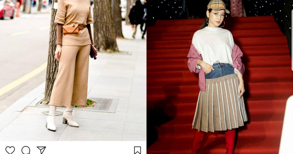 Vừa khẳng định 'trình' mặc đẹp khi lọt ống kính nhiếp ảnh gia Hàn, thế mà Chi Pu lại lên đồ 'lỗi' dự VIFW 2018