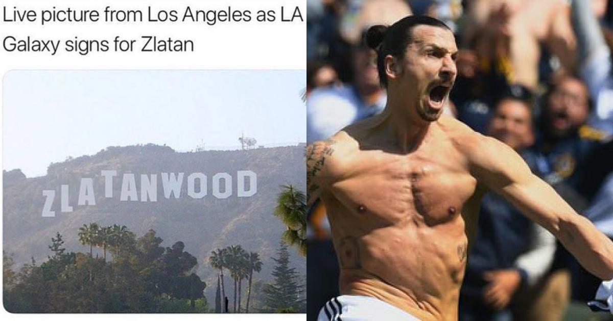 Ibrahimovic dự định lấn sân Hollywood sau khi giải nghệ