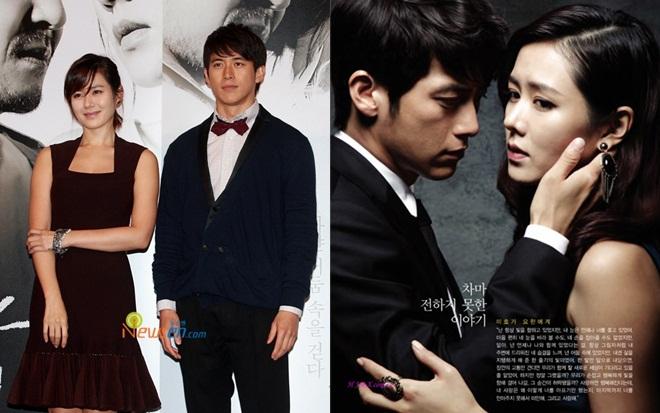 Điểm mặt &'hội bạn trai' màn ảnh của &'chị đẹp' Son Ye Jin - Hình 52