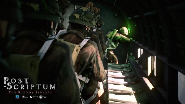 Xuất hiện game bắn súng đề tài thế chiến 2 đẹp ngất ngây: Post Scriptum - Hình 4
