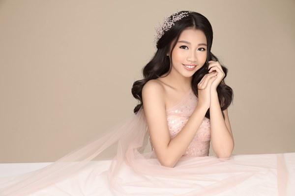 Cô bé Việt Nam 13 tuổi lên ngôi Hoa hậu Hoàn vũ nhí - Hình 4