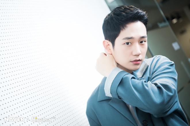 Dispatch tung bộ ảnh Jung Hae In: Đẳng cấp mỹ nam khiến chị đẹp mê mẩn là đây! - Hình 6