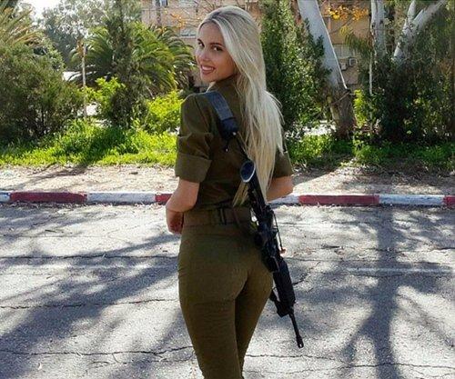 Maria Domark – Mỹ nhân Israel bốc lửa mê Barcelona - Hình 2