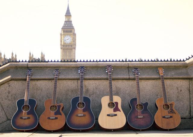 Tanglewood: Hãng guitar nổi tiếng Anh Quốc đã có mặt tại Việt Nam - Hình 1