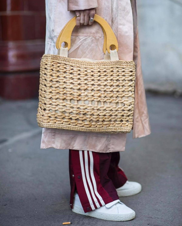 Tín đồ thời trang thế giới mê đắm túi xách thủ công - Hình 8