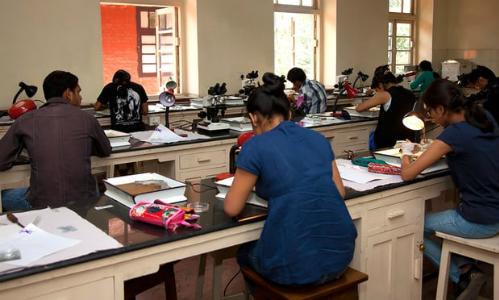 Trường Ấn Độ cắt tay áo thí sinh để chống gian lận thi cử - Hình 1