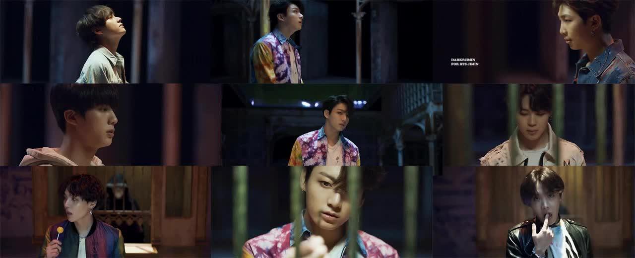 BTS tung teaser thần chết bí ẩn, fan 'cười ngất' vì nhìn y chang Jungkook tại sân bay - Hình 1