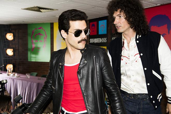 Nổi da gà nghe lại kiệt tác rock-guitar hay nhất mọi thời đại trong phim Bohemian Rhapsody - Hình 3