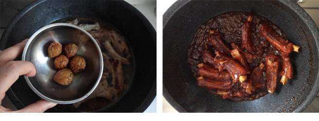 [Chế biến] - Sườn rim tuy đơn giản nhưng chỉ cần biến tấu một chút thôi là có món ăn mới toanh - Hình 4
