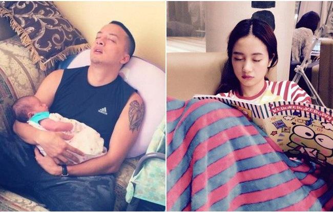 1001 dáng ngủ siêu khó đỡ của sao Việt: Cứ đặt lưng xuống là ngủ bất kể địa hình! - Hình 1