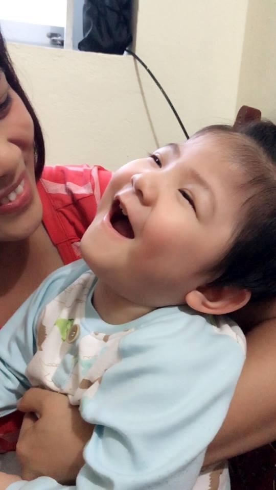 9X xinh đẹp nhận nuôi bé 14 tháng 3,5 kg ở Lào Cai giờ ra sao? - Hình 4