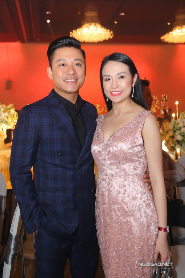 Vợ chồng Tuấn Hưng cùng dàn sao tới chúc mừng Lâm Vũ - Hình 1