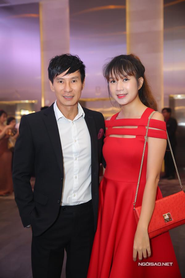 Vợ chồng Tuấn Hưng cùng dàn sao tới chúc mừng Lâm Vũ - Hình 5