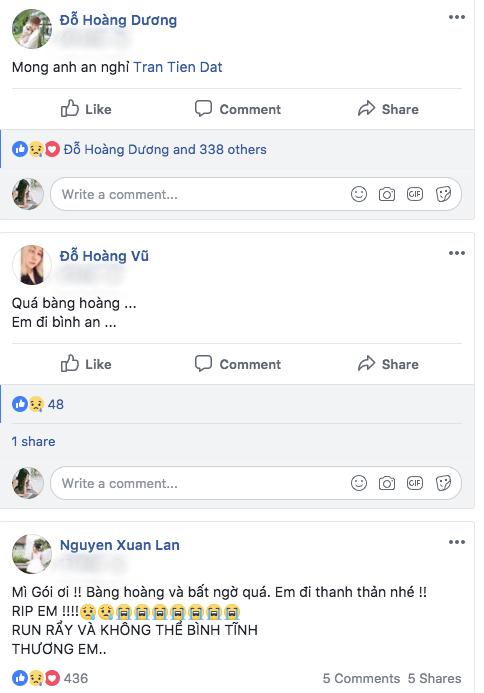 Nghệ sĩ Việt bàng hoàng, xót xa trước thông tin stylist Mì Gói qua đời - Hình 11