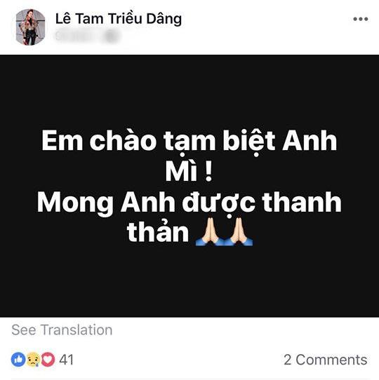 Nghệ sĩ Việt bàng hoàng, xót xa trước thông tin stylist Mì Gói qua đời - Hình 23