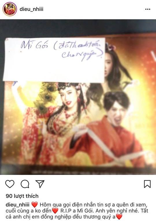 Nghệ sĩ Việt bàng hoàng, xót xa trước thông tin stylist Mì Gói qua đời - Hình 25