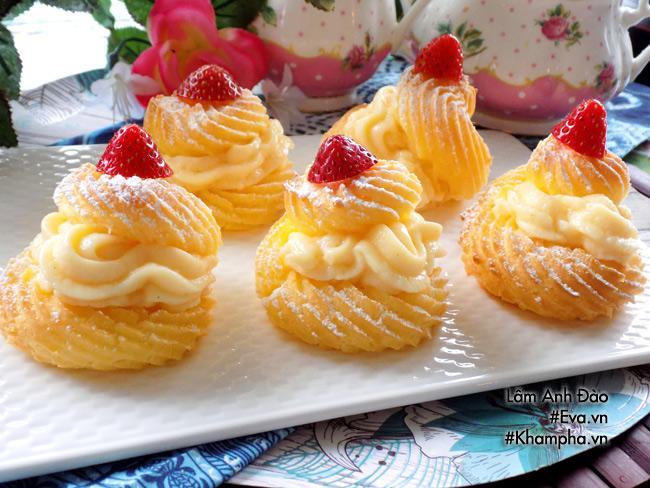 [Chế biến] – Cách làm bánh su kem đơn giản lại ngon mát đảm bảo ai ăn cũng thích - Hình 13