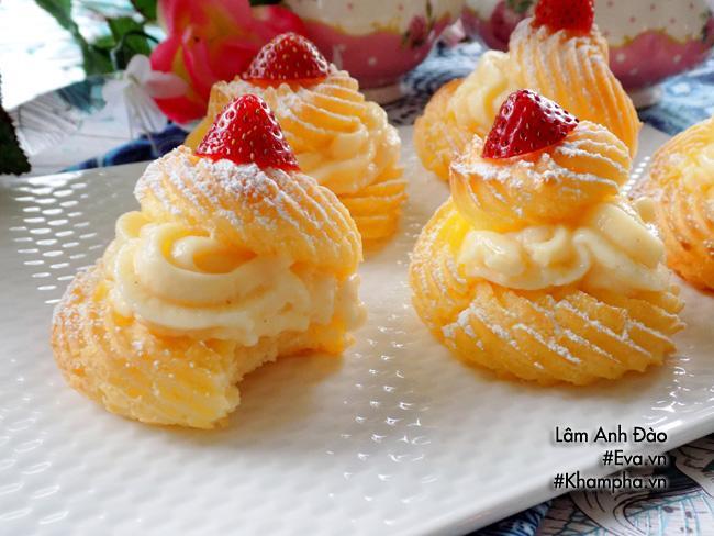 [Chế biến] – Cách làm bánh su kem đơn giản lại ngon mát đảm bảo ai ăn cũng thích - Hình 14