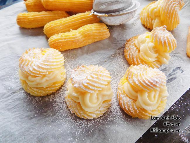[Chế biến] – Cách làm bánh su kem đơn giản lại ngon mát đảm bảo ai ăn cũng thích - Hình 12