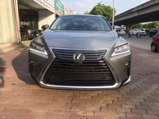 Lexus RX350L phiên bản 7 chỗ bất ngờ xuất hiện tại Việt Nam: Giá hơn 5 tỷ đồng - Hình 2