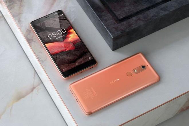 Nokia 5.1, 3.1 và 2.1 tầm trung và giá rẻ chính thức trình làng - Hình 1