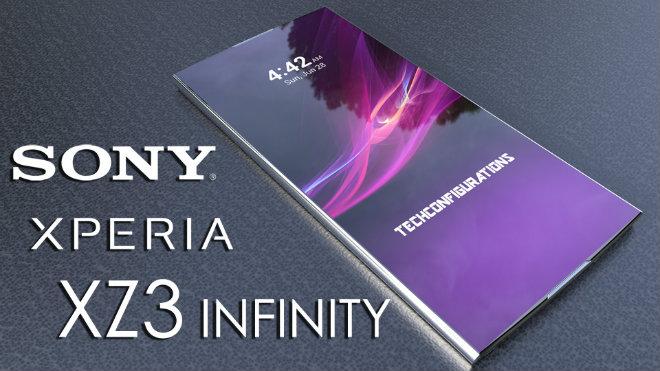 Sony Xperia XZ3 INFINITY: Giấc mơ bá chủ siêu phẩm smartphone - Hình 1
