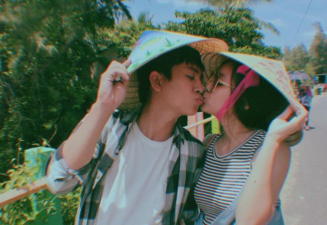 Bạn gái Hoài Lâm bất ngờ xoá khoảnh khắc ngọt ngào của cả hai trên mạng xã hội - Hình 1