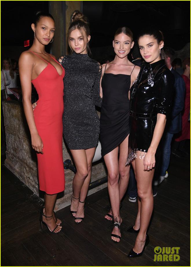 Đẳng cấp Gigi Hadid và dàn thiên thần Victorias Secret: Bị chụp ảnh ở góc dìm hàng vẫn đẹp xuất sắc - Hình 2