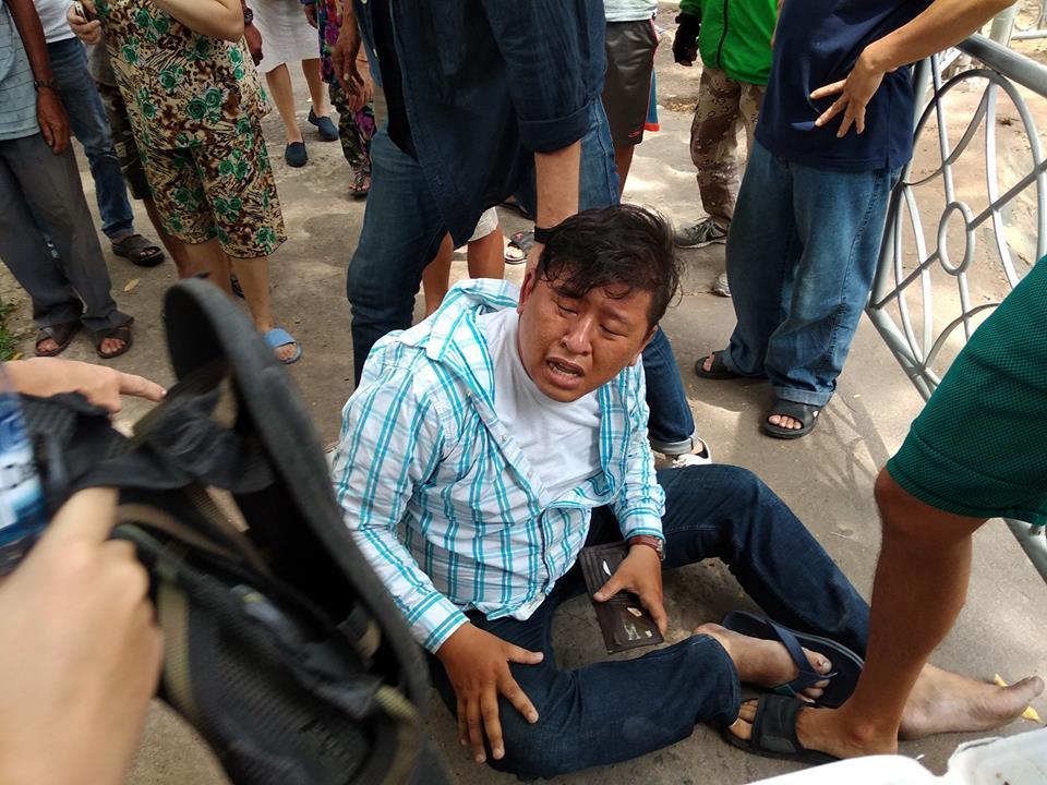 Nữ du khách nước ngoài bị giật túi xách giữa trung tâm TP.HCM - Hình 2