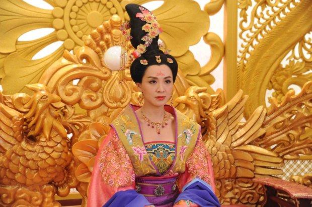 Quá trình trở thành Thái Bình công chúa của Trần Vỹ trong Thâm cung kế - Hình 11