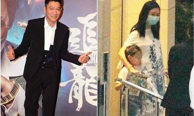 Rò rỉ hình ảnh vợ Lưu Đức Hoa xuất hiện với vòng 2 to bất thường, nghi vấn mang thai ở tuổi 52 - Hình 1