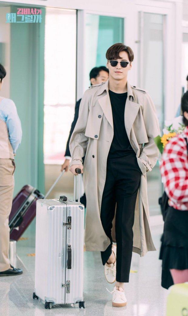 Hoàng tử bạch mã Lee Tae Hwan của Park Min Young đã xuất hiện, Park Seo Joon phải làm sao đây? - Hình 4